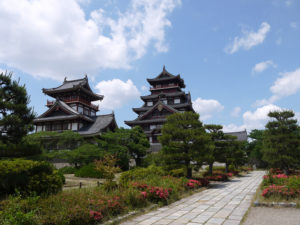 fushimi momoyamajo castle virtual tour