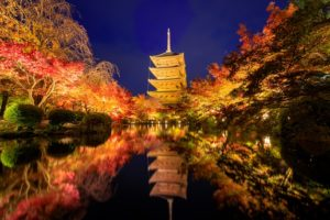 toji temple virtual tour